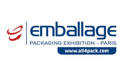 Salon international de l'emballage Paris 2012