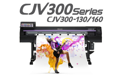 Traceur Mimaki CJV300 Print and Cut