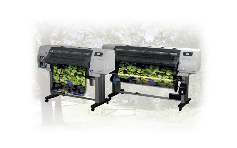 HP Designjet L25500, Review of print
