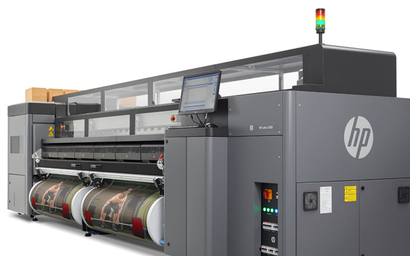 imprimante hp latex 3500