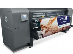 HP scitex 750 impression rouleaux