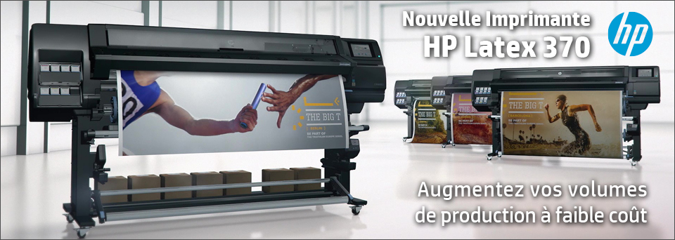hp latex 370