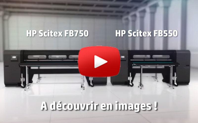 hp scitex fb 550 et fb 750