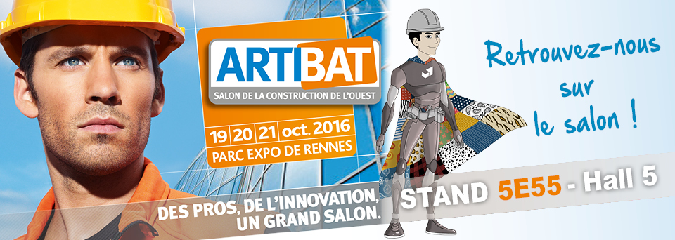 Salon ARTIBAT Octobre 2016