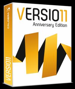 V11 logiciel RIP Caldera