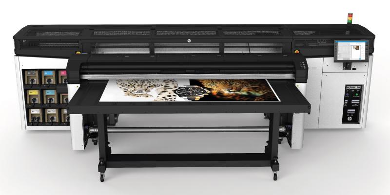 HP Latex R2000 - Imprimante latex à plat