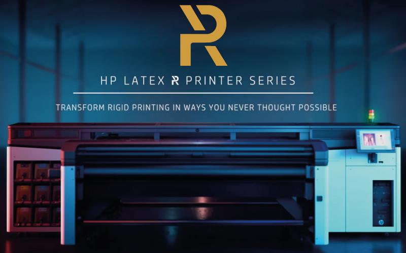 HP latex R2000