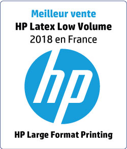 Meilleur vente HP Latex Low Volume en France en 2018