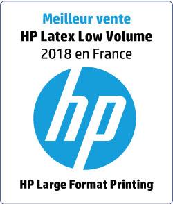 Récompense HP 2013 : Premier distributeur Européen