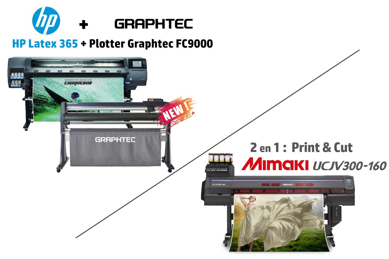 Solution_impression_decoupe_HP_Graphtec_Mimaki