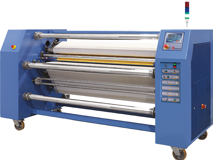 "image gamme transmatic roll to roll ""production personnalisée"""